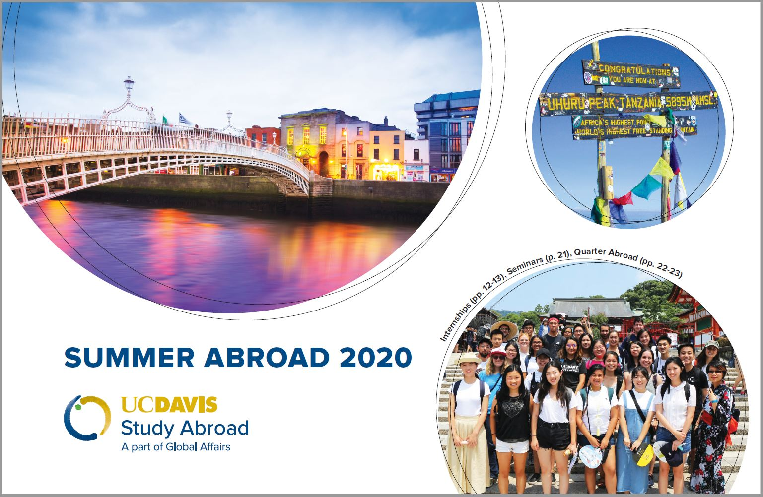Image - Summer Abroad Brochure