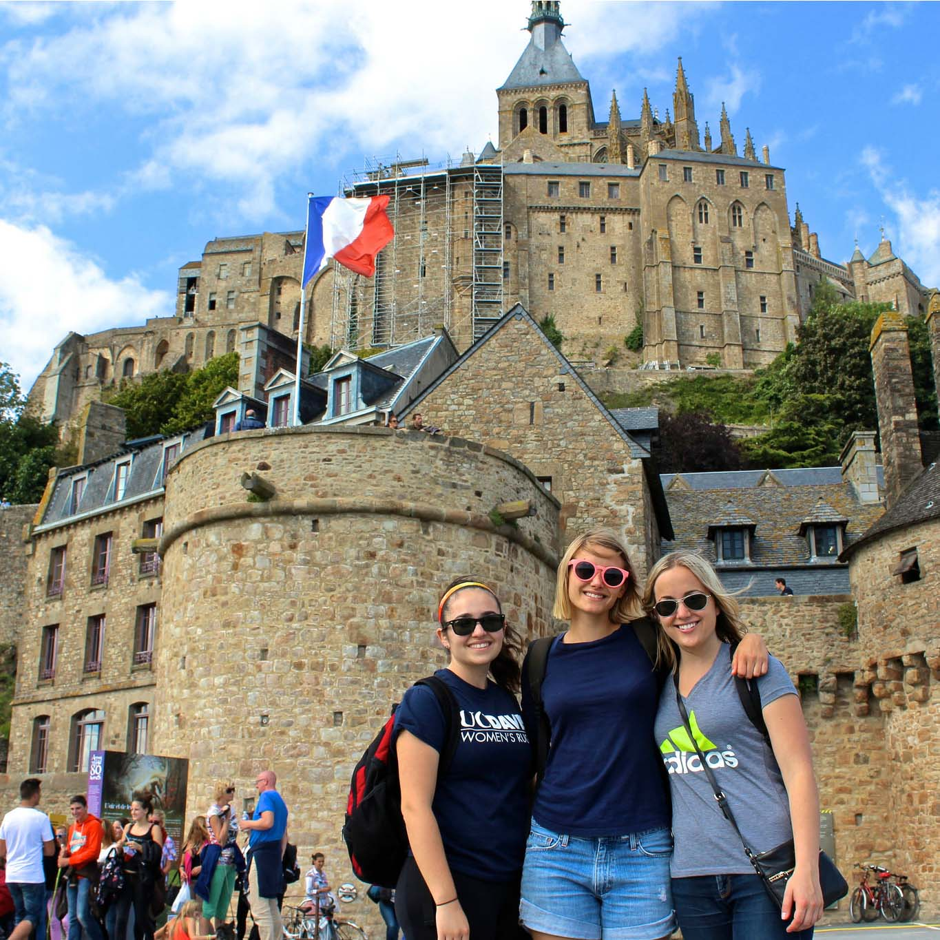 Sidebar Photo, Sidebar Photo, UC Davis Study Abroad, Summer Abroad Europe, Celtic Connections Program