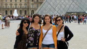 UC Davis Study Abroad, Summer Abroad France_Americans Program, Photo Album, Image 4