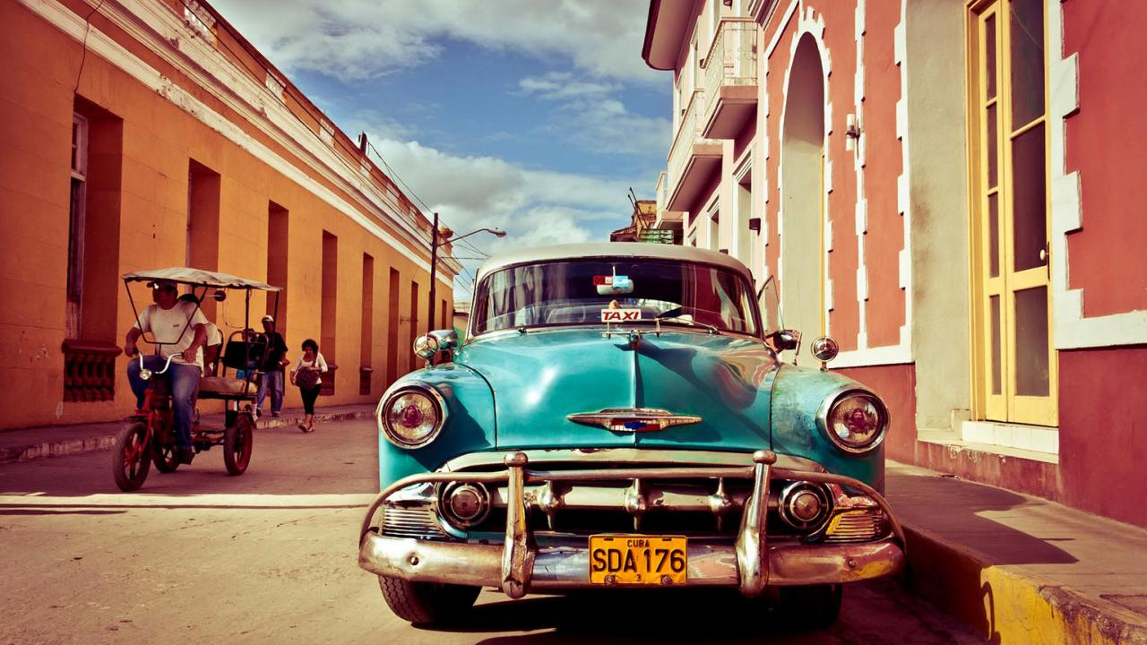 UC Davis Summer Abroad Cuba, Photo Album, Header