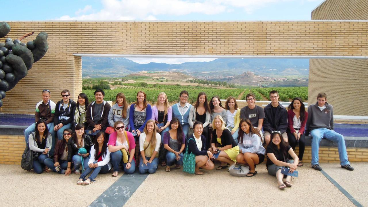 UC Davis Summer Abroad Spain_Art, Photo Album, Header