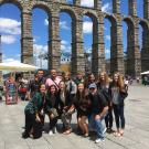 UC Davis Summer Abroad Spain - Group Shot