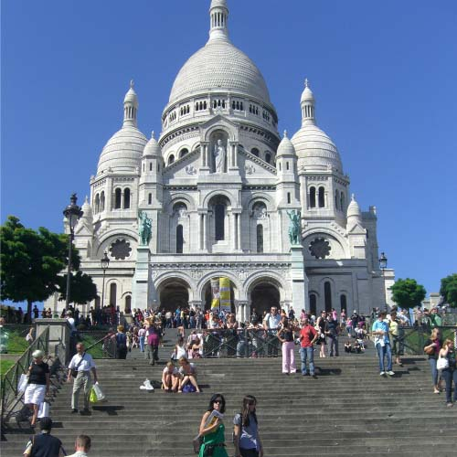 Sidebar Photo, UC Davis Study Abroad, Summer Abroad, Americans in Paris Program