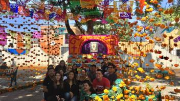 UC Davis Study Abroad, Quarter Abroad Mexico Program, Photo Album, Image 27