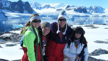 UC Davis Study Abroad, Seminars Abroad Antarctica Program, Photo Album, Image 1