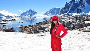 UC Davis Study Abroad, Seminars Abroad Antarctica Program, Photo Album, Image 2
