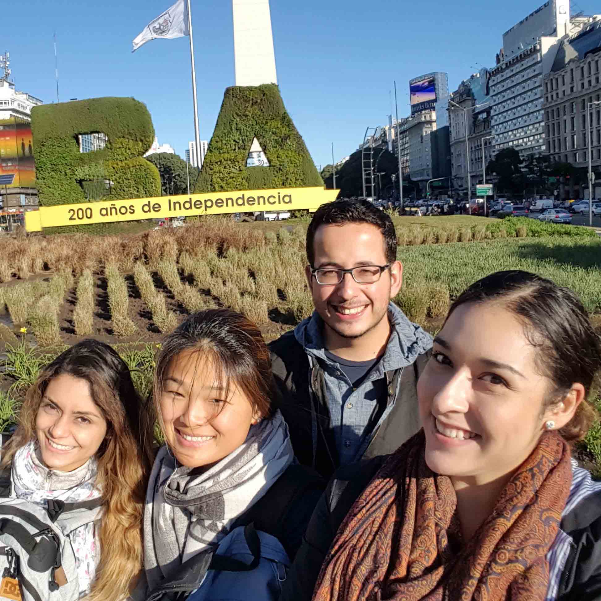 Sidebar Photo, UC Davis Study Abroad, Summer Abroad Internships, Argentina Engineering Program
