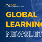 Global Learning Newsletter Graphic